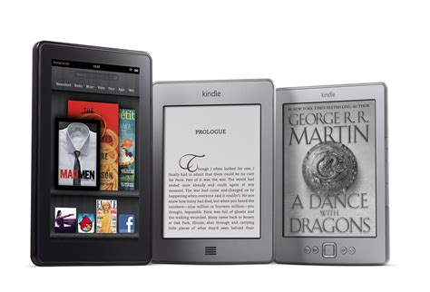 Amazon Launches Four New Kindles