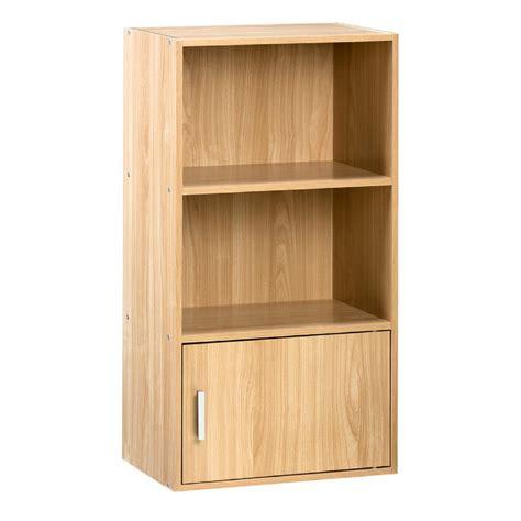 Small Bookshelf by Onespace Oak Small Bookshelf 50 6522ok The Home Depot
