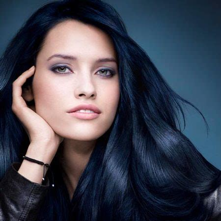 Blue Black And Hair by Blue Black Hair Tips And Styles Blue Hair Dye Styles