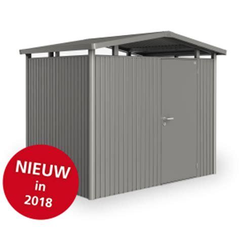 Www Biohort Fietsenbox Metalen Afvalcontainer Biohort Afvalcontainer