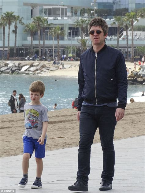 Noel gallagher was born in the burnage area of manchester. Noel Gallagher drinks in the views with wife Sara ...