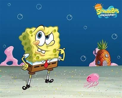 Spongebob Squarepants Background Wallpapers Backgrounds Cartoons Fanpop