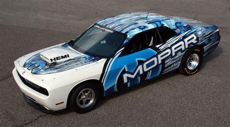 Dodge Car : Mopar® Reveals Dodge Challenger Drag Race Package Cars At