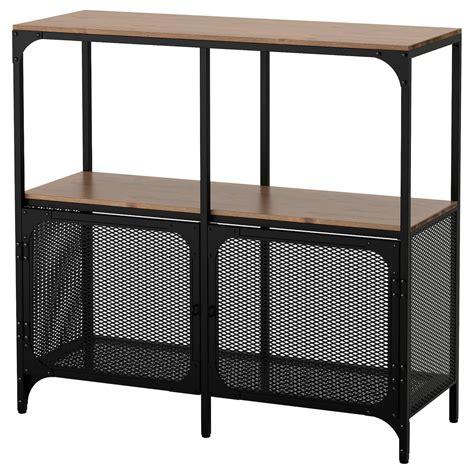 Etagere Metal Ikea by Fj 196 Llbo Shelf Unit Black In 2019 Notre Maison