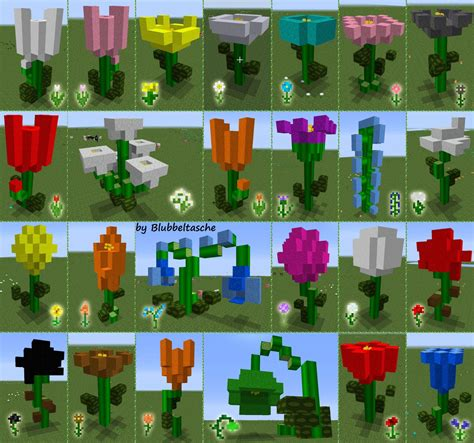 overview flowercraft mods projects minecraft