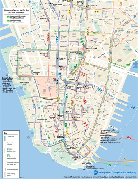 march  map  manhattan city pictures