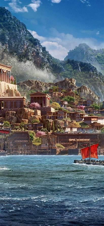Creed Odyssey Assassin Iphone Key Xs Helgadavis
