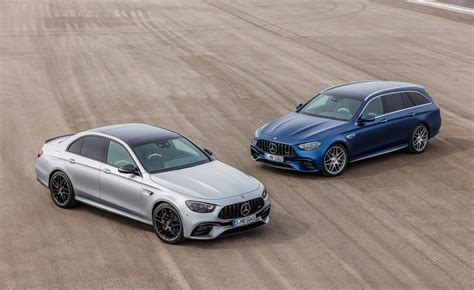 Explore vehicle features, design, information, and more ahead of the release. 2021 Mercedes-AMG E63 S Sedan and Wagon Get New Looks, Same Great Engine » AutoGuide.com News