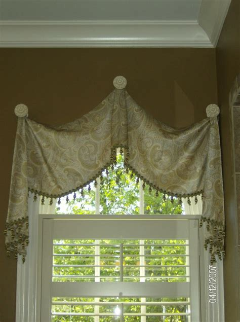 images  arched window treatments  pinterest