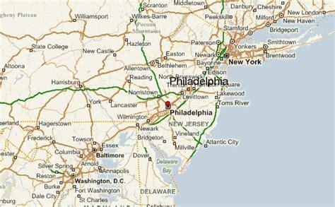 Carte Usa Villes Philadelphie by Maps United States Map Philadelphia