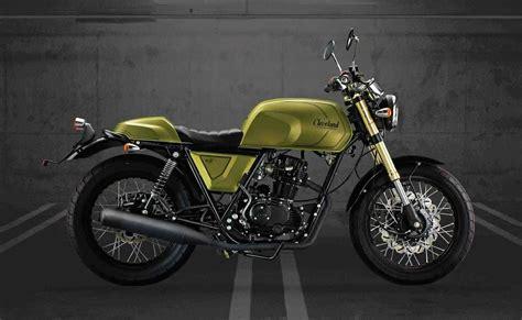 Motobi 152 Image by 9 Sepeda Motor Bergaya Retro Yang Keren Tanpa Proses