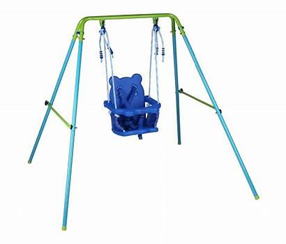 Swing Indoor Outdoor Toddler Garden Folding Seat