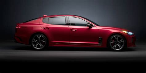kia stinger australian equipment details revealed in leaked bulletin photos caradvice