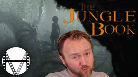 The Jungle Book Trailer Review  Trailer Trash Ep 51 Youtube