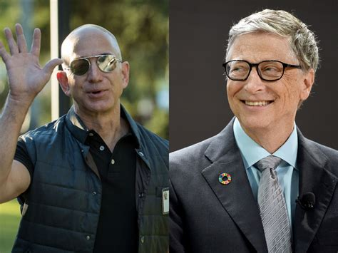 Jeff Bezos and Bill Gates live less than 1 mile from each ...