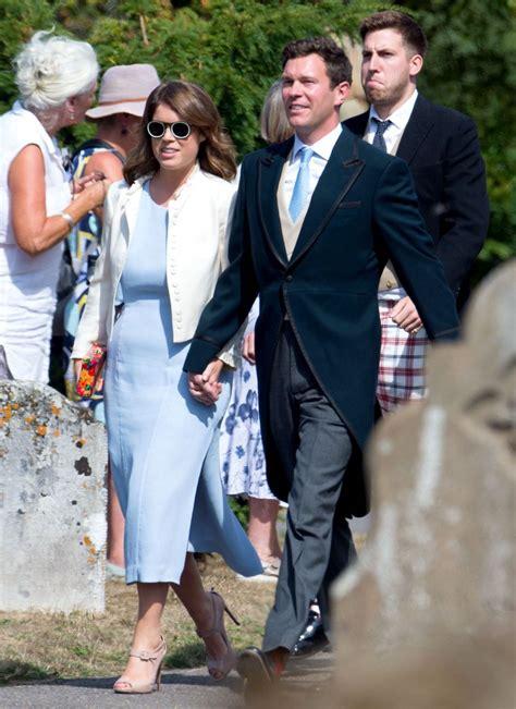 Prince Harry & Meghan Markle Attend His Cousin Princess Eugenie's Royal Wedding | Meghan Markle, Prince Harry, Princess Eugenie's Royal... : Just Jared