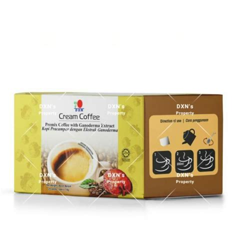 Is dxn a legitimate company? DXN Lingzhi Coffee 3 in 1 Lite - SuperGano