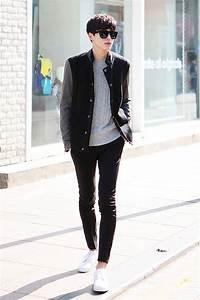 40 Street Styles For Men This Spring   Korean, Street ...