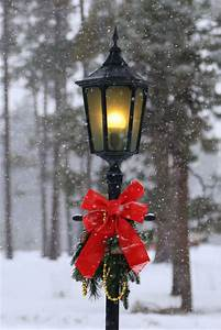 Decoration De Noel Lampadaire
