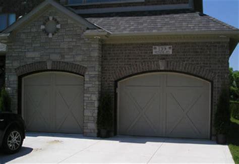Pvc Camber Top Garage Door Frames  T & T Custom Wood