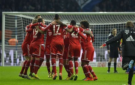 Un tout-puissant Bayern ! - Allemagne - Etranger - Football
