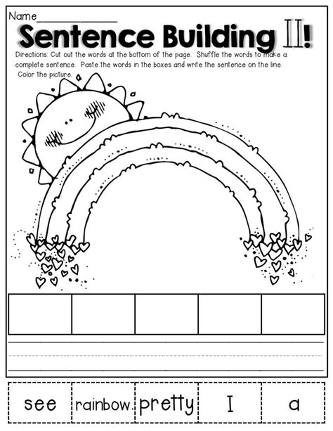 Kindergarten Worksheets To Print Chapter #2 Worksheet Mogenk Paper Works