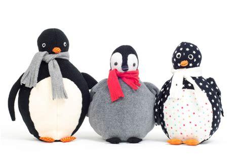 schnittmuster pinguin naehen naehanleitung pelli pinguin