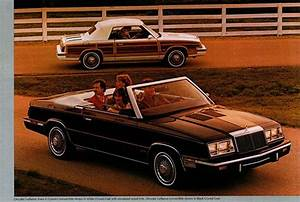 Chrysler Le Baron Cabriolet : junkyard find 1985 chrysler lebaron woody convertible ~ Medecine-chirurgie-esthetiques.com Avis de Voitures