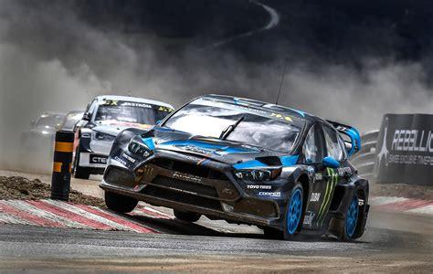 il calendario lentry list del world rallycross championship