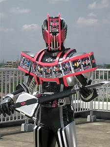 Kamen Riders: # Kamen Rider DECADE  Kamen