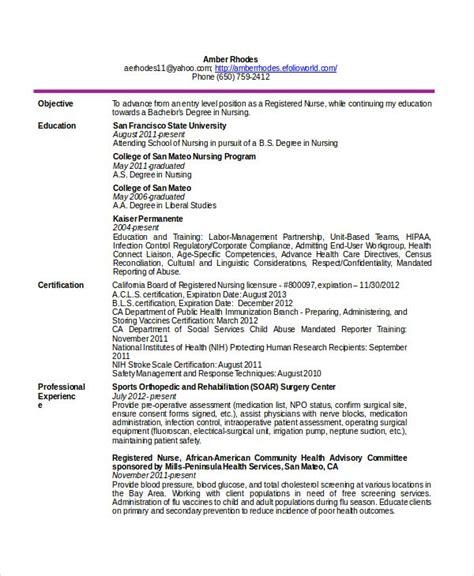Telemetry Nursing Resume best 25 nursing resume ideas on nursing