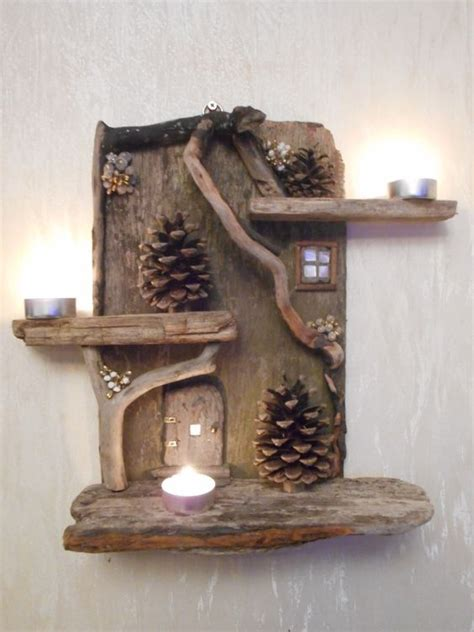wonderful diy projects     driftwood  art  life