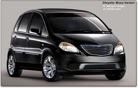 netcarshow  chrysler ypsilon cars