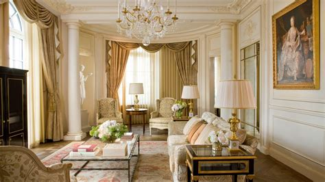 Country Style Living Room Pictures by Four Seasons Hotel Des Bergues Geneva Geneva Switzerland