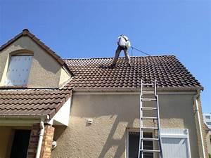 Nettoyage Toiture Karcher : astuce pour nettoyage de toiture au karcher sp cialiste de l 39 isolation de la toiture ~ Dallasstarsshop.com Idées de Décoration