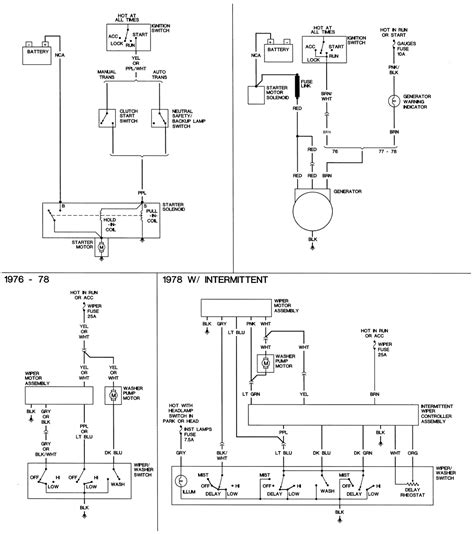 73 Chevy Alternator Wiring by What Is The Wiring Pattern For A 1977 Corvette From The