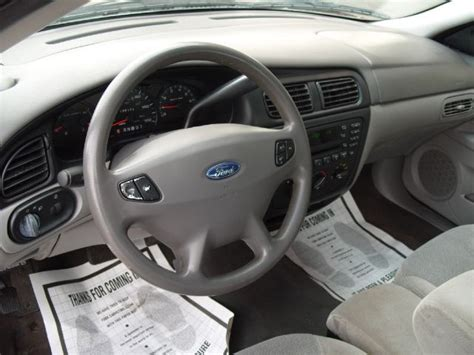 all car manuals free 2006 ford taurus interior lighting 2002 ford taurus interior pictures cargurus