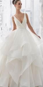 Trubridal wedding blog top 30 designer wedding dresses for Designer dresses for wedding