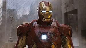 Download Wallpaper 1920x1080 Superhero Iron Man in The ...