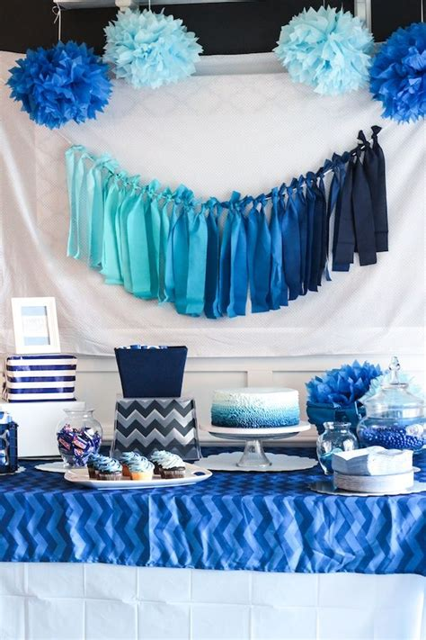And Blue Birthday Decorations - 25 best ideas about blue birthday on