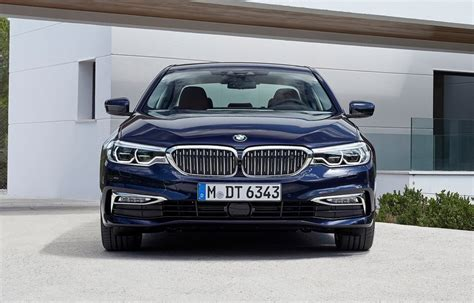 2017 Bmw 5 Series India Price, Specifications, Features