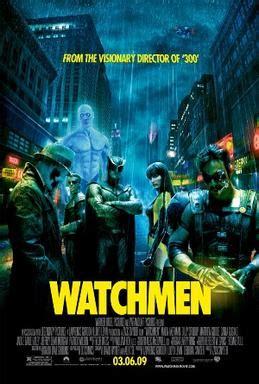 watchmen film wikipedia