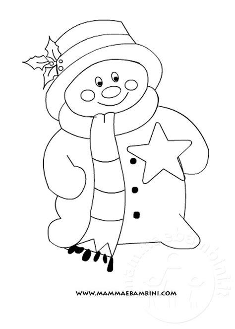 natale disegni da colorare mamma  bambini