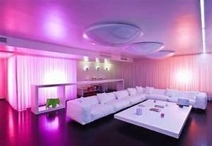Iluminación LED para salones y edores