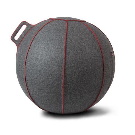 siege ballon velt par vluv pouf siège ballon de ballon pilates ou