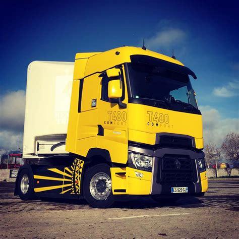 hülsta hs 480 prueba renault trucks t 480 high sleeper cab comfort