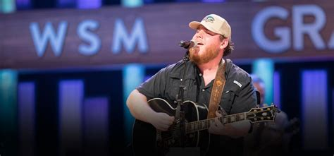 Luke Combs Takes Debut Single To Number One
