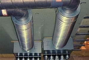 Gaine Ventilation Flexible : fsd 125 helios gaine acoustique souple en aluminium 125 mm ~ Edinachiropracticcenter.com Idées de Décoration
