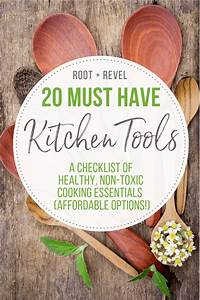20 Healthy Kitchen Essentials  A List Of Kitchen Items Everyone Needs