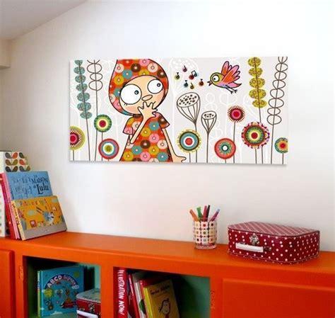 tableau chambre plus de 1000 idées à propos de tableau enfant original